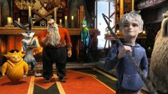 Rise Of The Guardians Review (w/ Director Q