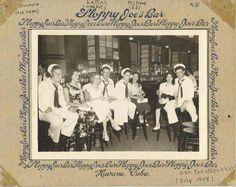 Famous Sloppy Joes Bar Havana