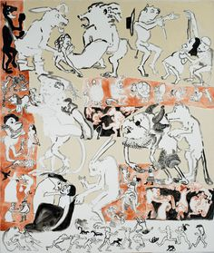 Paula Rego , Rigoletto , serie Opera's 1983 , acrilic on paper. Drawing S, Painting & Drawing, Art Friend, Call Art, Z Arts, Paintings I Love, Art For Art Sake, Art Images, Art Inspo