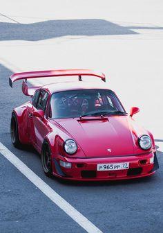i love the 911 964