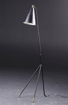 Standerlampe, 1950'erne