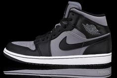 "Air Jordan 1 Phat ""Cool Grey/Black-White"""
