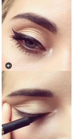 The *one* liquid eyeliner hack every girl should know...