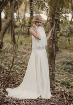 Beautiful Wedding Dresses of Rue De Seine – Part II