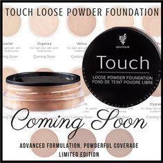 Shake up your makeup with touchable, buildable foundation. Don't let this airy powder fool you: it's seriously mind-blowing makeup. So light, you won't ever feel it. So comfortable, you won't want to stop wearing it. Trust us—you're just a few swirls away from mesmerizing, radiant skin.