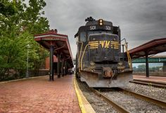 The most popular and recurring ride on the Western Maryland Scenic Railroad is the Mountain Limited trip.