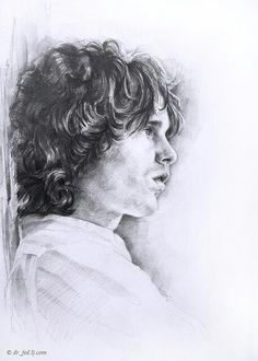 Sketch of Jim