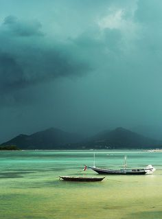 Koh Samui travel sea boats Thailand