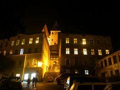Schlosstreppe Haag in Oberbayern