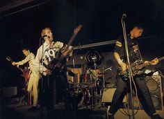 The Clash @ the Roxy Club, London 1977