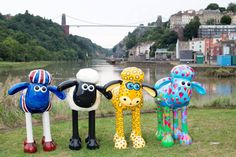 Shaun in the City Bristol locations! | Shaun in the City
