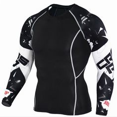 mens haircut Mens Compression Shirts 3D Teen Wolf Jerseys Long Sleeve T Shirt Fitness Men Lycra MMA Crossfit T-Shirts Tights Brand Clothing <3 This is an AliExpress affiliate pin.  Click the VISIT button for detailed description on AliExpress website