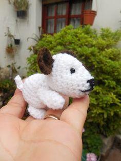 Amigurumis Amorosos: Foxterrier Conni Hartig