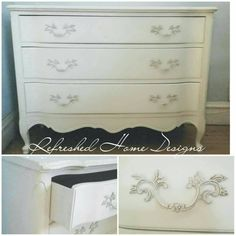 French Provincial Dresser by RefreshedHomeDesigns on Etsy