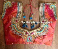 *blouse designs*