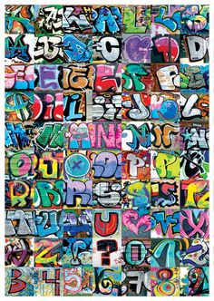abc walls imanes City Photo, Graffiti, Street Art, Wall Decor, Nursery, Rooms, Artist, Inspiration, Magnets
