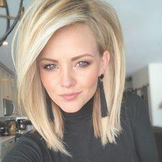 Pics der Ausstehenden Gerade Kurze Frisuren für Damen - | Frisuren ... | Frauen Haare |