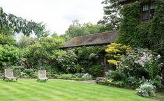 Judy Green London garden lawn Daphne Walker ; Gardenista