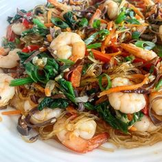 "Naomi Tae on Instagram: ""Missing Korean #japchae aka #chapchae today, and also prawns.... But low carb/ keto is constantly challenging my asian food cravings. I…"" Low Carb Keto, Low Carb Recipes, Chap Chae, Korean Noodles, Asian Recipes, Ethnic Recipes, Prawn, Food Cravings, Paella"