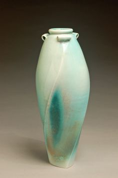 Jim Connell pottery at MudFire Gallery