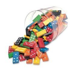 Free domino math worksheets