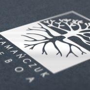 logo logotype mockup