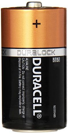 Duracell MN1400 CopperTop Alkaline-Manganese Dioxide Battery, C Size, 1.5V (Pack of 12) - The Duracell CopperTop batteries are alkaline batteries that can be used to provide electrical power to toys, radios, flashlights, remote controls, portable electronics, and other household products. Alkaline batteries typically yield more electric energy and have a longer shelf life than zinc-ox...