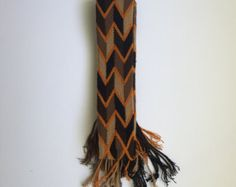 Wayuu Guitar Strap by LasMochilasWayuu on Etsy