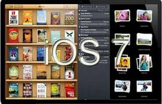 IOS 7 is advance technology new operating system that might launch later in this year.  It may launch with some expected feature of lock screen widgets, quick settings, quick message reply, and modified user-friendly interface.