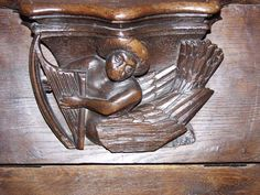 Index of Christian Art - Elaine C. Block Database of Misericords: France - Rouen, Cathedral, Notre-Dame