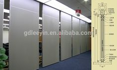 demountable movable wall partition Movable Partition, Wall Partition, Movable Walls, Divider, Room, Stuff To Buy, Furniture, Home Decor, Bedroom