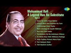 Best of Mohammad Rafi Songs Vol 2 | Mohd. Rafi Top 10 Hit Songs | Old Hindi Songs - YouTube