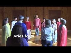 Choreocosmos - Dance of Aries - YouTube