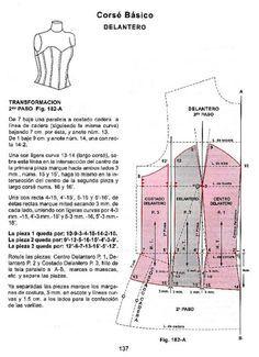 #ClippedOnIssuu from Corte de alta costura cyc. Corsé básico del