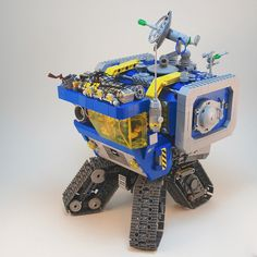 Classic Space Command Module Crawling Thingie