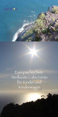 Überwältigend! Europas höchste Steilküste – Cabo Girão Skywalk