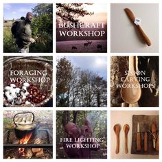 We've got lots of lovely #courses and #workshops going on.  We can provide you with #gift #vouchers perfect for #MothersDay #FathersDay #Birthdays #Retirement #Stag and #Hen do's.  We also come to your own #events including #corporate #team #building for #businesses and we also #teach at #Schools. Please contact us for #information via www.handmadeinblighty.com #Blighty #Somerset #Wiltshire #Dorset #England #foraging #spoon #carving #bushcraft #tracking #navigation #nature #fire #lighting