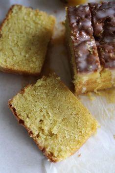 Danish Dessert, Norwegian Food, Norwegian Recipes, Danishes, Lemon Cheesecake, Lemon Recipes, Baked Goods, Sweets, Snacks