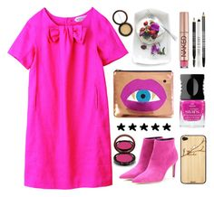 """""""16.08.15"""" by malenafashion27 ❤ liked on Polyvore featuring Kevyn Aucoin, Muveil, Fashion Fair, Toast, Lord & Berry, Urban Decay and Balenciaga"""