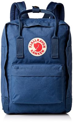 f6898913a430 Fjallraven Kanken Laptop Backpack - Royal blue