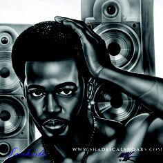 """Striking Black Art from Kevin WAK Williams in the """"Shades of You"""" Calendar.  Beautiful African American Products that shine!    (http://www.shadescalendars.com/Scripts/prodView.asp?idproduct=234)"""