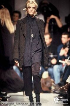 Ann Demeulemeester : Collection A/W 1993/1994