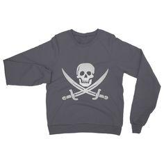 Pirates Heavy Blend Crew Neck Sweatshirt