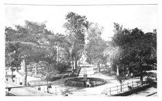 Plaza Duenas, 1900