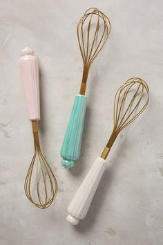 Spotted: Pretty Tools for a Pretty Kitchen