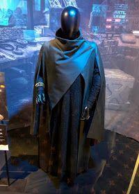 Star Wars: The Last Jedi Leia film costume