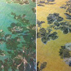Verel de Belval textiles, found in the Brunschwig & Fils NYC showroom