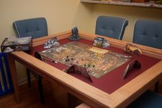 Finished table - Game mode