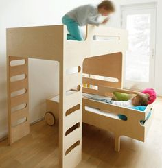 1000 Images About Kids Bed Plywood On Pinterest Cribs