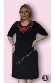 To Wear Today Short Sleeve Dresses, Dresses With Sleeves, Tunic Tops, How To Wear, Women, Fashion, Moda, Sleeve Dresses, Fashion Styles